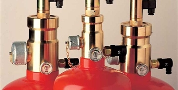 Fire Suppression for Factories