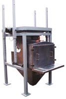 Rigid IBC Handling Discharge Systems