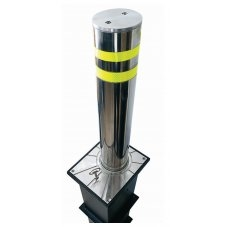 Semi Automatic and Lift Assisted Rising Bollards