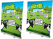 Budget Roll up Banners