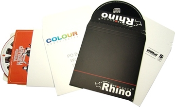 Printed CD/DVD Mailer Solutions