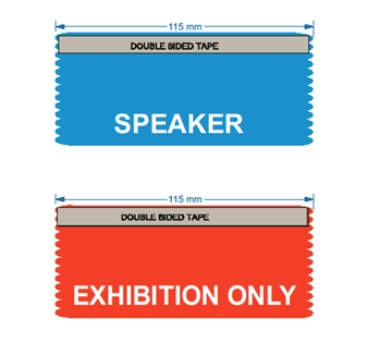 Exhibition ribbons