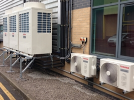 Air Conditioning Servicing in Blackburn