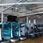 Gym and Fitness Center Air Conditioning