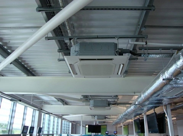 Floor Mounted Up Flow Units