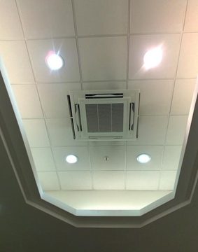 Ducted Ceiling Void Fan Coil Units