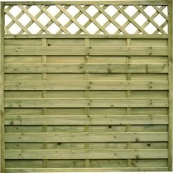 DECORATIVE FENCE PANELS