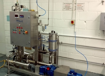 Soft Drink Carbonating Machines