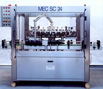 ROTARY MODELS Canellitech Labelling Machines