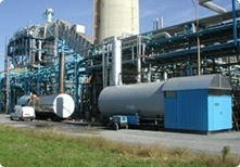 Boilers for Rent to Northern Africa