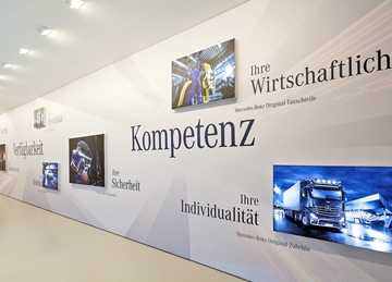 Exhibition Tensioned Fabric Display Systems