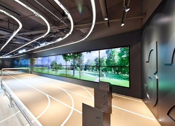 Retail Tensioned Fabric Display Systems