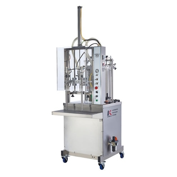 VIP F500 S2 Semi Automatic Filling Machine