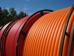 Coilable Electrical Cable Ducting Manufacturer