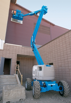 Articulated Boom Lifts Hire