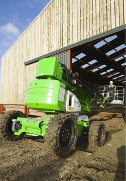 Nifty Height Rider 17 - 17.0m 4x4 Boom Lift