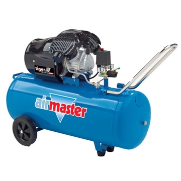 Airmaster Tiger 16/1010 3hp 100 Litre Air Compressor