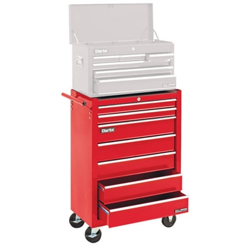 Clarke CTC700B Mechanics 7 Drawer Steel Tool Cabinet