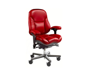 Bespoke Executive Leather Task Chairs
