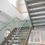 Balustrades & Staircases for Office Buildings