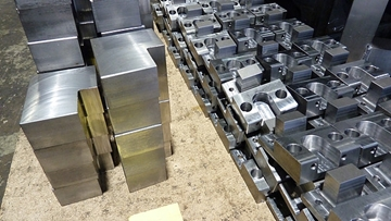 Large Batch Machining Services