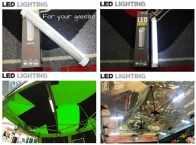 Rechargeable LED Strip Lights