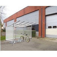 Bicycle Shelters To Specification