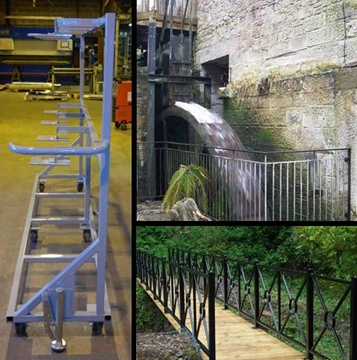 Safety Barriers Fabricators