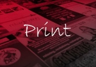 Lithographic Corporate Brochure Printing