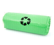 Clear Degradable Film