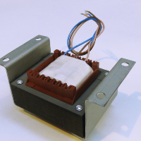 Clamp Fixing Laminated Transformers