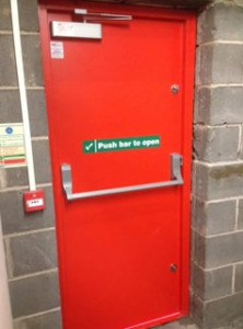 Fire Rated Fire Doors