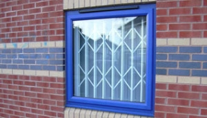 External Commercial & Window Security Grilles