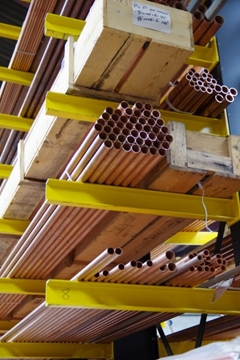 Copper Sheet & Plate Stockists