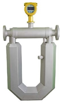 Coriolis Flow Meter 50mm, Stainless Steel Construction, LCD Display, Pulse, 4-20mA, RS485 Outputs