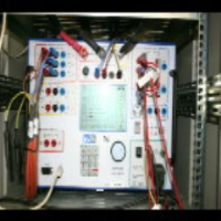 High Voltage Switchgear Protection Testing
