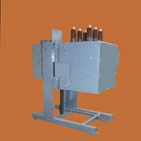 South Wales Switchgear Range of Oil Filled Circuit Breakers for the High Type Unit