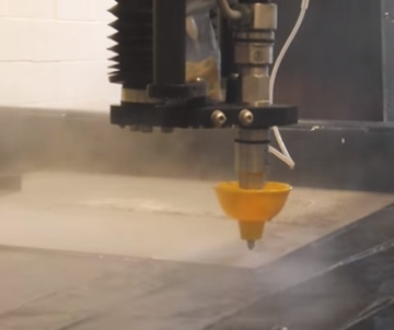Subcontract Waterjet Profiling Services