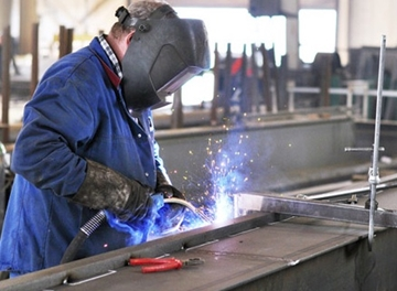 Projection Welding Services in Cheshire