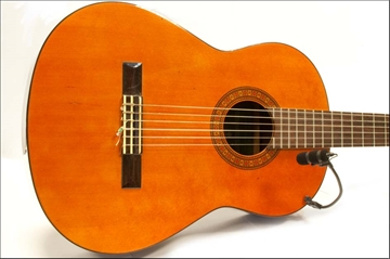 Performer Acoustic Guitar Capsule Microphone System