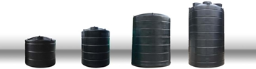 Commercial Use Plastic Storage Tanks