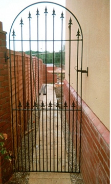Tall Gate Fabrication Lowestoft