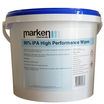High Performance Degreaser wipes