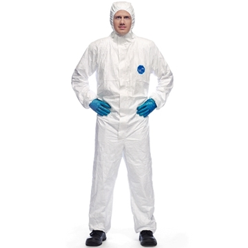 Dupont Tyvek Classic Xpert Type 5-6 Disposable Coverall