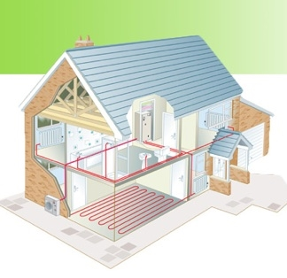 Mitsubishi Electric Air Source Heat Pump Installations in Lincoln