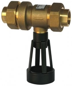 Double Check Valve Backflow Preventer