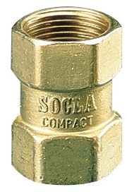 Single Brass Seal Valve