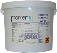 Graffsolve Graffiti Remover Wipes
