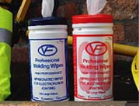 Klenzeen Welding Wipes 70% (6 x 100)