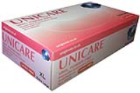 Unicare Powder Free Vinyl Gloves